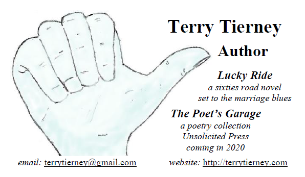 Terry Author Card